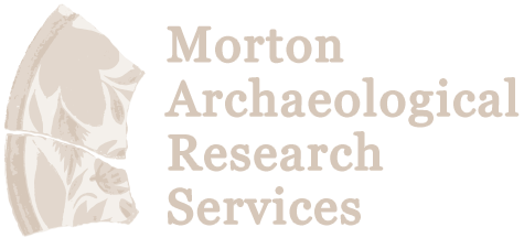 Morton Archaeological Research Services Logo