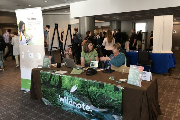 Wildnote-confernce-green-event